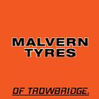 malvern tyres logo