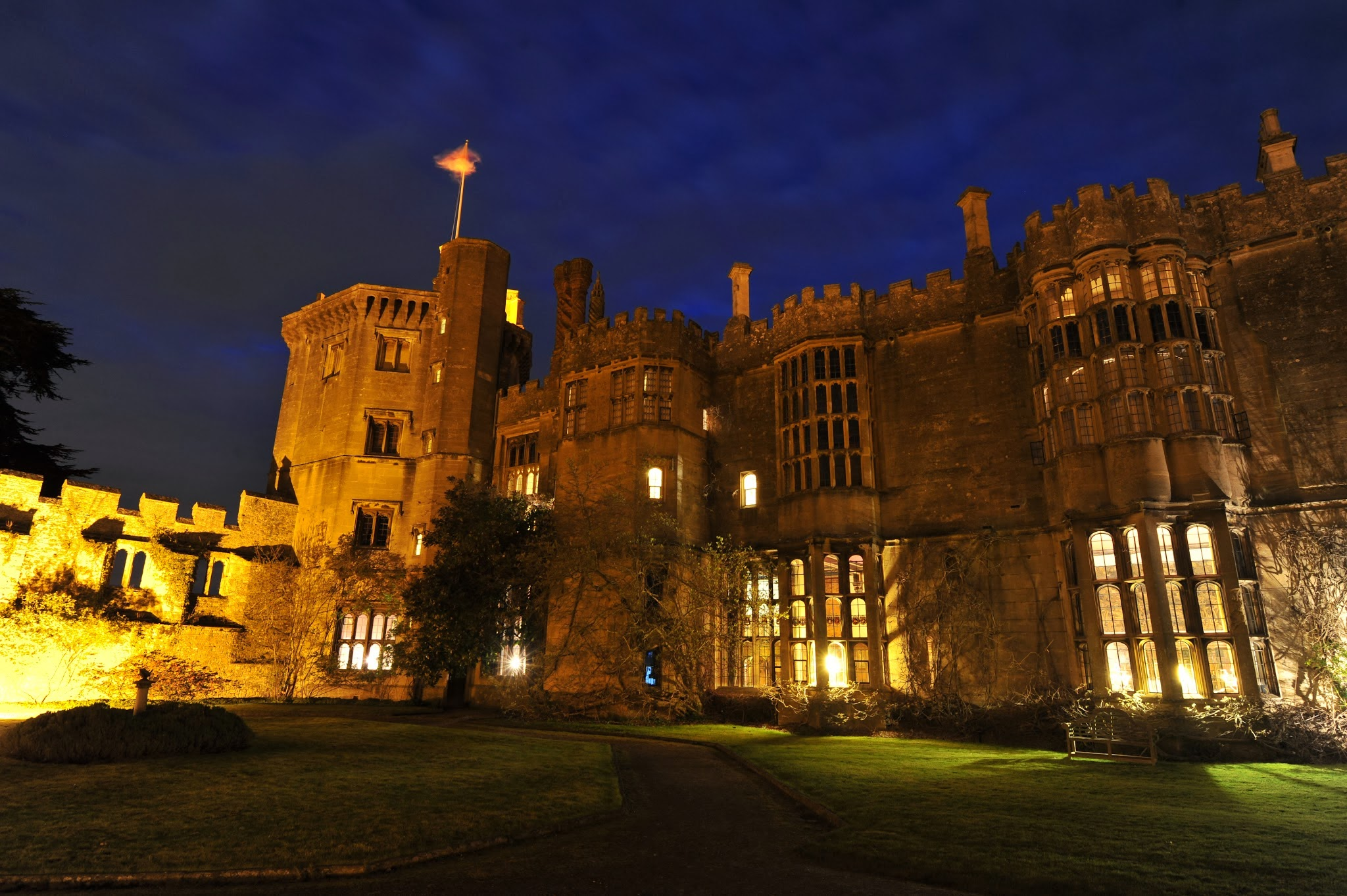 Thornbury Castle Hotel Packages Drive South West
