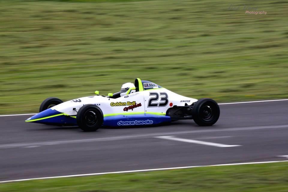 Racing Driver Profile Nathan Ward Formula Ford Drive