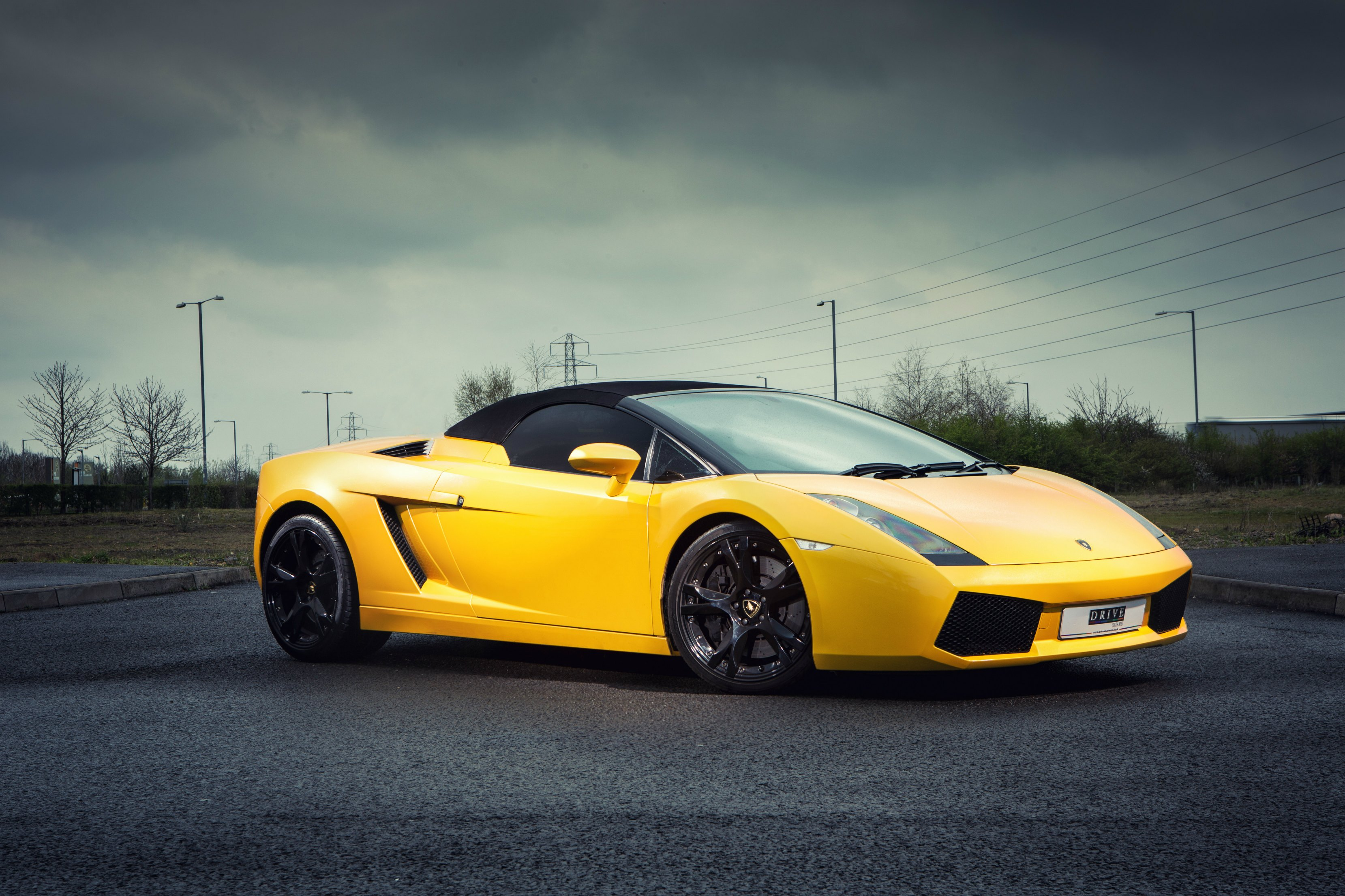Lamborghini Gallardo Spyder Drive South West Luxury Prestige