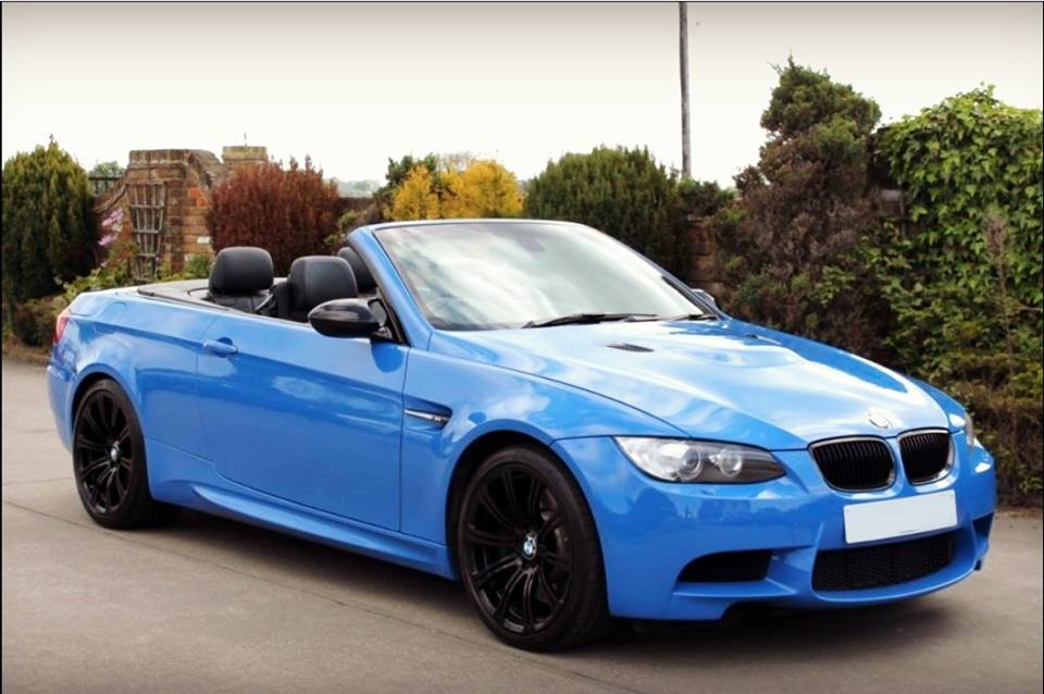 Bmw M3 Convertible >> Bmw M3 Convertible Drive South West Luxury Prestige Sports